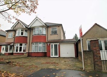 Thumbnail 3 bed semi-detached house to rent in Chester Drive, North Harrow, Harrow