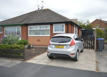 Thumbnail 2 bed semi-detached bungalow for sale in Pavey Close, Blackpool