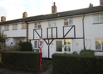 Thumbnail 3 bed terraced house for sale in Worth Road, Crawley, West Sussex.