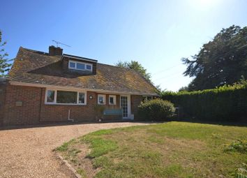 Thumbnail 4 bed detached house to rent in Sandy Lane, East Ashling