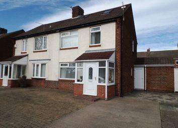 Thumbnail 2 bed semi-detached house to rent in Green Lane, Ashington