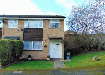 Thumbnail 3 bed end terrace house for sale in Middlefields, Pixton Way, Croydon