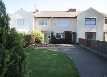 Thumbnail 3 bed terraced house for sale in Warrington Road, Culcheth, Warrington, Cheshire