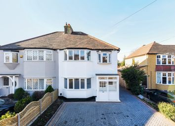 Thumbnail 3 bedroom semi-detached house for sale in Sutton Common Road, Sutton