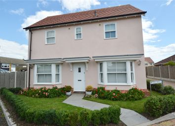 Thumbnail 2 bed detached house for sale in York Mews, Great Wakering, Southend-On-Sea, Essex