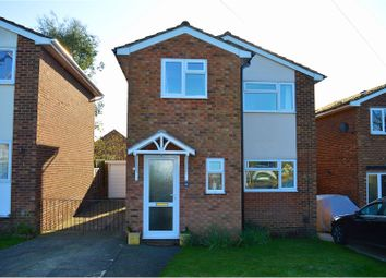 Thumbnail 3 bed detached house for sale in Philip Gardens, St. Neots