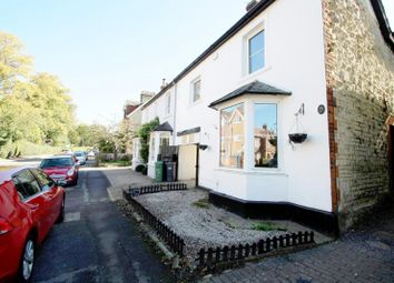 Thumbnail 3 bedroom end terrace house to rent in Croydon Road, Reigate
