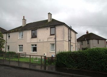 Thumbnail 2 bed flat to rent in Park Crescent, Dalmellington, Ayr