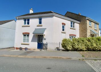 Thumbnail 4 bed end terrace house for sale in Hawkins Way, Helston