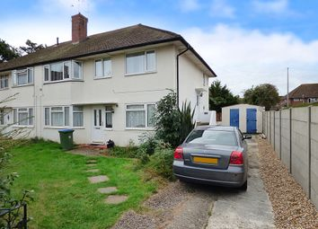 Thumbnail 2 bed flat for sale in Pevensey Road, Bognor Regis