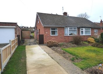 Thumbnail 2 bed bungalow to rent in Rupert Brooke Road, Rugby
