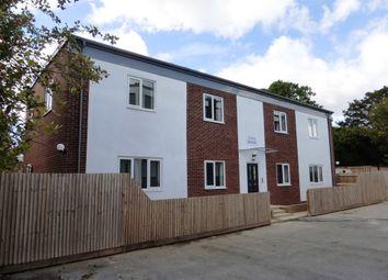 Thumbnail 2 bed flat for sale in Bessemer Road, Basingstoke