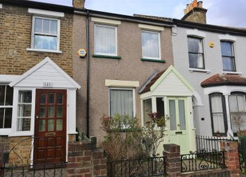 Thumbnail 2 bed terraced house for sale in Barclay Road, Walthamstow, London