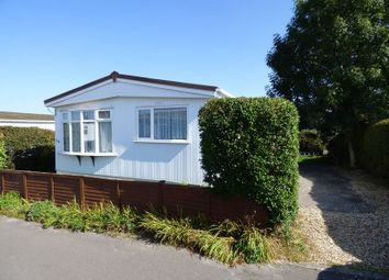 2 bed mobile/park home for sale in Ivy Walk, Banwell BS29
