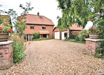 4 bed detached house for sale in Heacham Road, Sedgeford, Hunstanton PE36