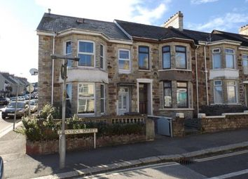 Thumbnail 5 bed end terrace house for sale in Newquay, Cornwall, .