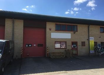 Thumbnail Light industrial to let in Unit 13, Chamberlayne Road, Bury St. Edmunds, Suffolk