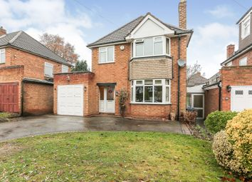 3 bed detached house for sale in St. Chads Road, Sutton Coldfield B75
