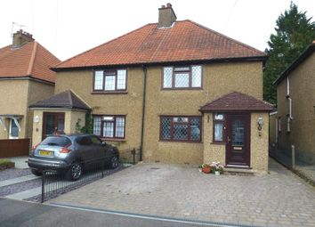Thumbnail 4 bed semi-detached house for sale in Leatherhead Road, Bookham, Leatherhead