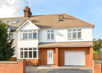 Thumbnail 6 bed semi-detached house for sale in Blendon Road, Bexley