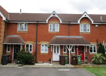 Thumbnail 2 bed terraced house for sale in Campion Close, Rush Green, Romford