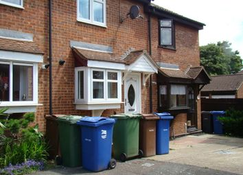 Thumbnail 2 bed terraced house to rent in Falcon Avenue, Grays, Essex