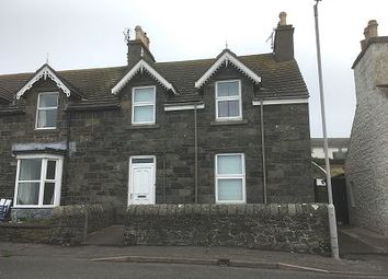 Thumbnail 3 bed end terrace house for sale in 25 Main Street, Port William