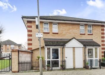 Thumbnail 1 bed terraced house for sale in Whitehead Close, London