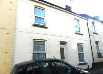 Thumbnail 2 bedroom terraced house for sale in Millbrook Road, Paignton