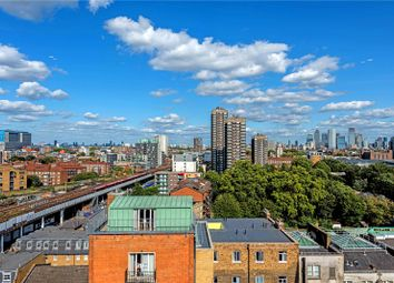 Thumbnail 2 bed flat for sale in Luxe Tower & Eastlight Apartments, 18 Dock Street, London