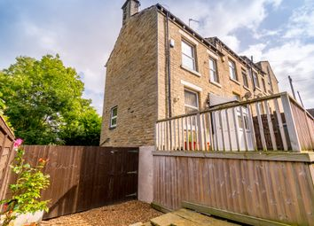 Thumbnail 1 bed end terrace house for sale in Eleanor Street, Brighouse