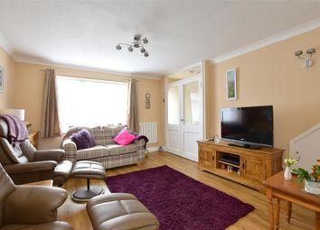 Thumbnail 3 bed semi-detached house for sale in Cowdrey Close, Willesborough, Ashford, Kent