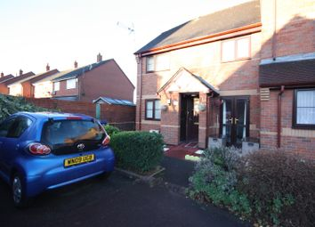 Thumbnail 2 bed semi-detached house for sale in Forge Road, Rugeley