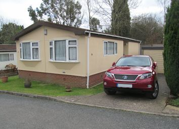 2 bed mobile/park home for sale in Merrywood Park (Ref 5813), Boxhill, Dorking, Surrey KT20