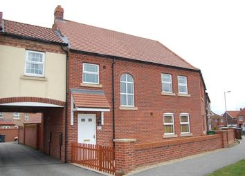 Thumbnail 3 bedroom semi-detached house to rent in Bobbin Lane, Lincoln