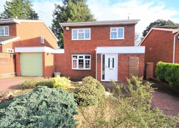 Thumbnail 3 bed detached house for sale in The Firs, Chester Road, Whitchurch