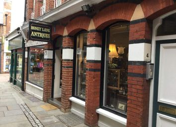 Thumbnail Retail premises for sale in Honey Lane, Hertford