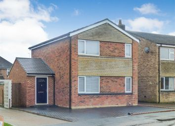 Thumbnail 3 bed detached house for sale in The Elms, Kempston, Bedford
