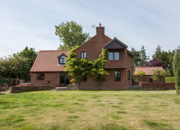 Thumbnail 5 bedroom detached house for sale in Fakenham Road, Great Witchingham, Norwich