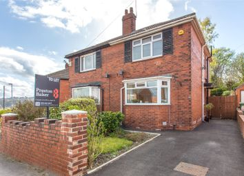 Thumbnail 3 bed semi-detached house to rent in Burley Hill Drive, Leeds, West Yorkshire
