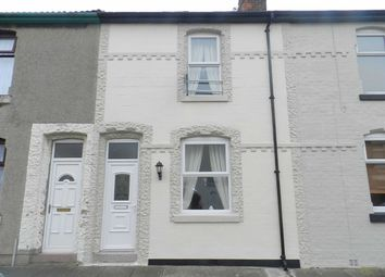 Thumbnail 2 bed terraced house to rent in North Street, Fleetwood