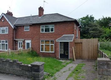 Thumbnail 3 bed terraced house for sale in Valley Road, Walsall, West Midlands