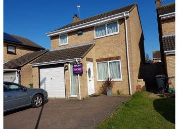 Thumbnail 3 bed detached house for sale in Barleycroft, Hemsby, Great Yarmouth