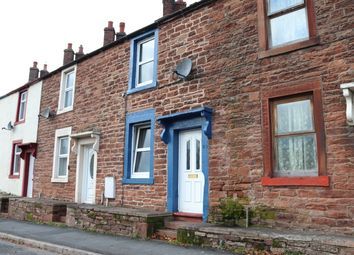 Thumbnail 2 bed terraced house for sale in East End, Wigton