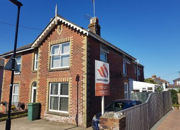Thumbnail 1 bed maisonette to rent in Brook Road, Shanklin