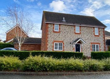 3 bed detached house for sale in Bugsby Way, Grange Farm, Kesgrave, Ipswich IP5