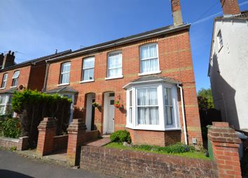 Thumbnail 4 bedroom semi-detached house for sale in Rayleigh Road, Brookvale, Basingstoke