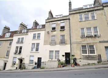 Thumbnail 2 bed maisonette for sale in Morford Street, Bath, Somerset