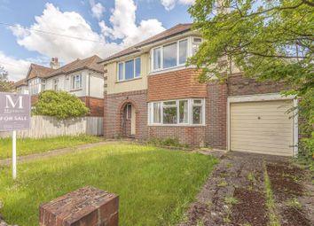Thumbnail 3 bed detached house for sale in Chestnut Avenue, Southborough, Tunbridge Wells