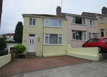 3 bed end terrace house for sale in Highland Road, Torquay TQ2